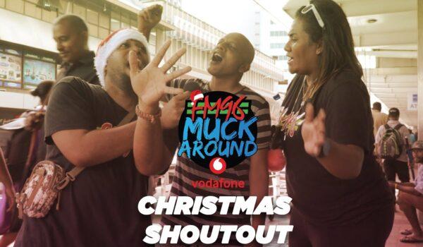 XMAS SHOUTOUTS (FM96 Muck Around)