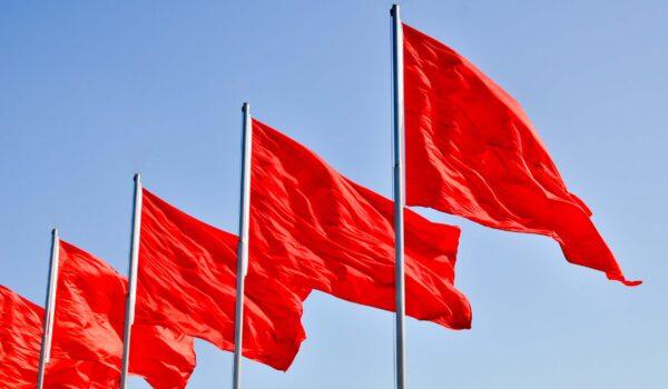 The Red Flag Phenomenon On Social Media