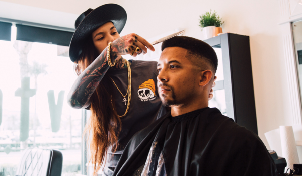 Getting Free Twerks with your Haircut